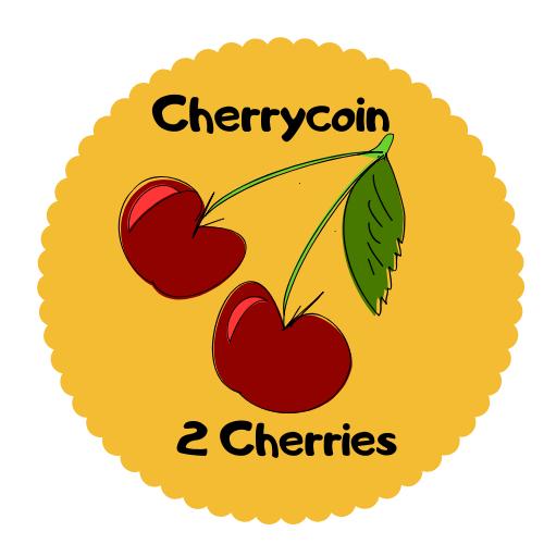 Münze Cherrycoin