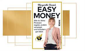 Finanzbuch Easy Money von Margarethe Honisch
